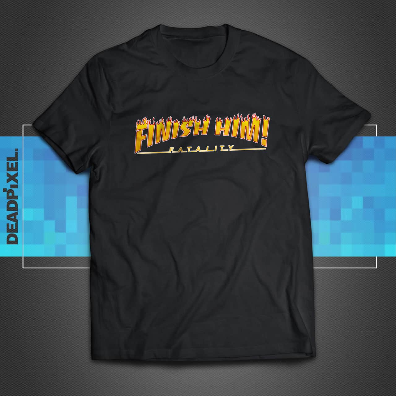 Majica FINISH HIM